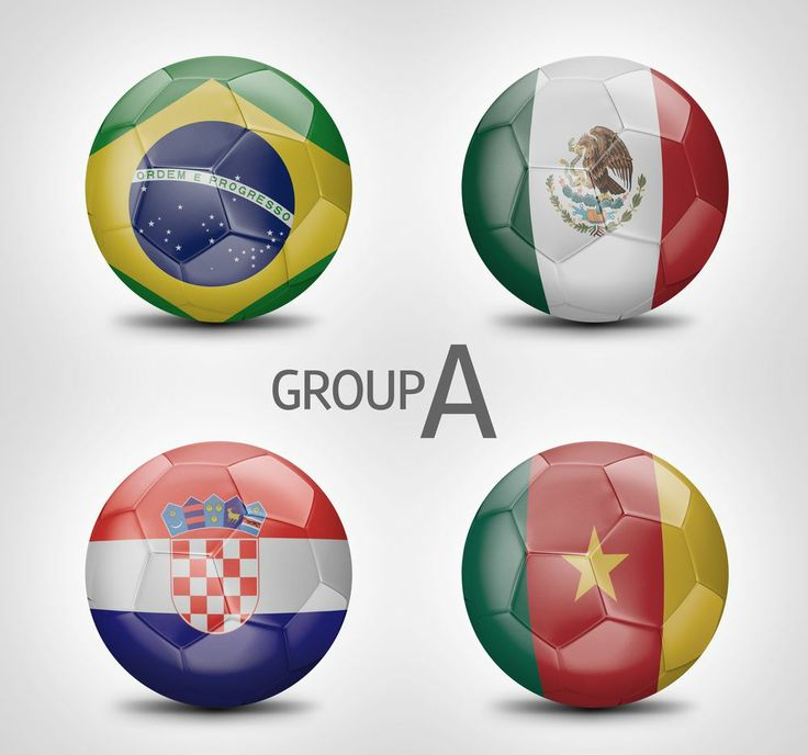 Check out our preview to Group A in the 2014 FIFA World Cup. The hosts, Brazil, are the favourites to progress here.