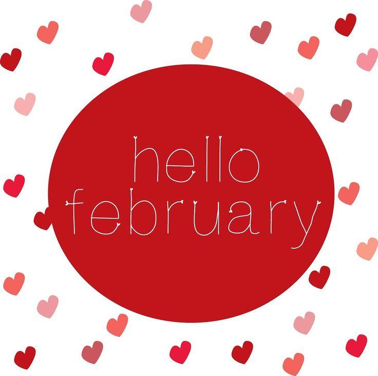 thatstype:  hello february