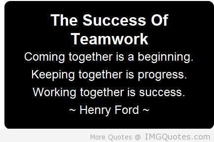 Teamwork Quotes For Work 39 Best Teamwork Quotes Images On Pinterest  Inspirational Teamwork .