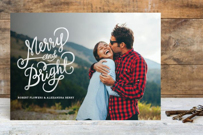 Announcing Completely Custom Holiday Cards from Minted!