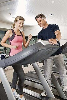 Treadmill Workout For a Sprained Ankle | POPSUGAR Fitness