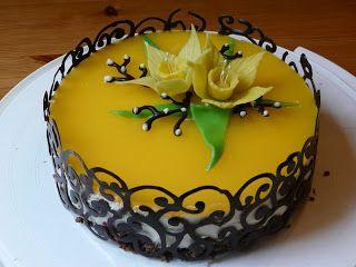 Suvin kakkuja: Sitruunainen juustokakku
