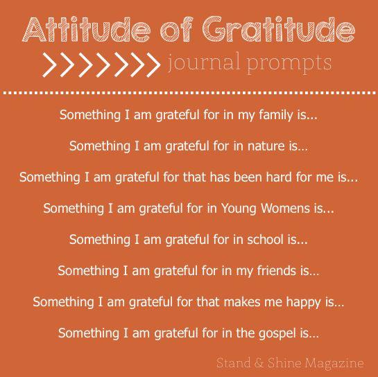 stand  u0026 shine magazine   u0026quot attitude of gratitude u0026quot  journal