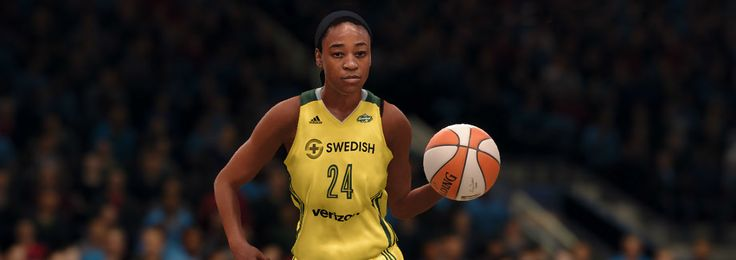 WNBA Teams to Make Official Video Game Debut in NBA Live 18 - WNBA.com - Official Site of the WNBA