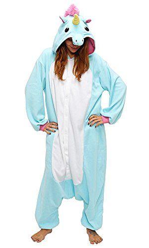 Kigurumi Unicorn Costume Pajama One Size Unisex Sazac http://www.amazon.com/dp/B00FT6K9QK/ref=cm_sw_r_pi_dp_eWGHub0GDJAV3