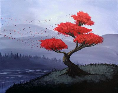 Float Away *Paint Nite* Buy tickets at paintnite.com