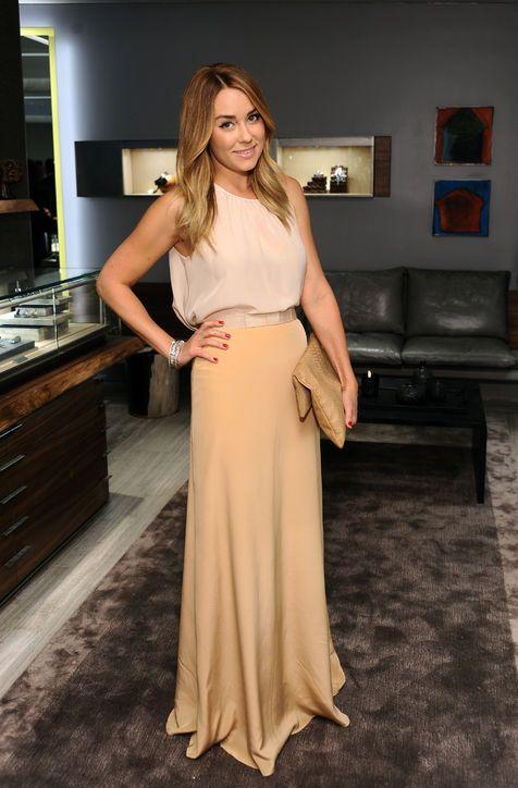 lauren-conrad-10-best-looks-neutral-maxi-dress-gown