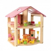 Dille & Kamille: A dollhouse for my daughter, we've got this one at home. She loves it.