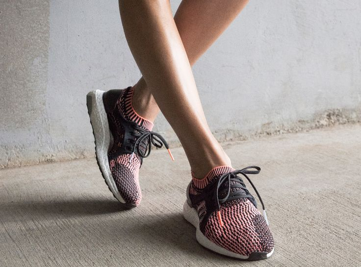 There is a new Adidas running shoe designed specifically for women, and we got a first look.