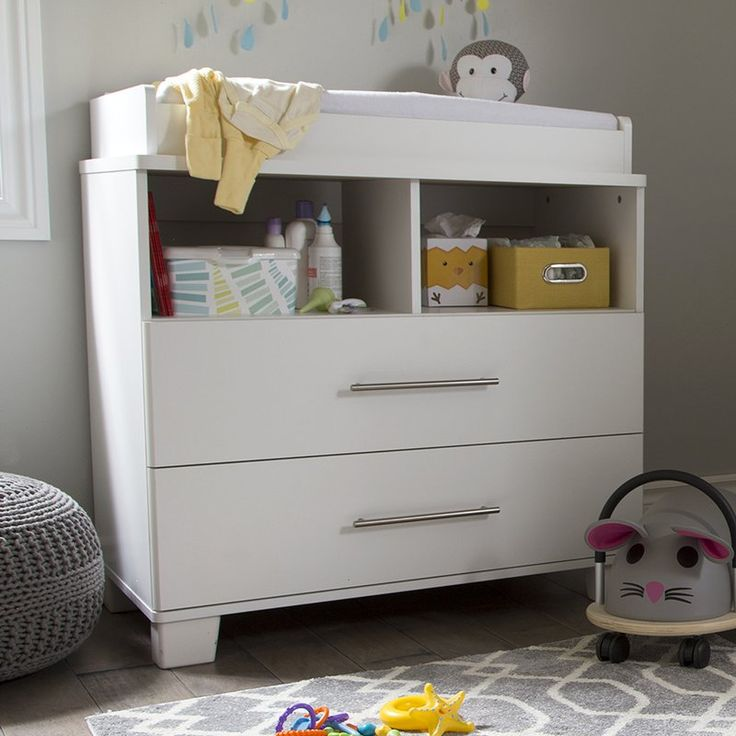 Cuddly Changing Dresser Combo