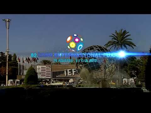 82. İzmir Enternasyonal Fuarı Tanıtım Filmi
