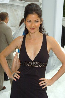 Jill Hennessy at an event for The Day After Tomorrow (2004)