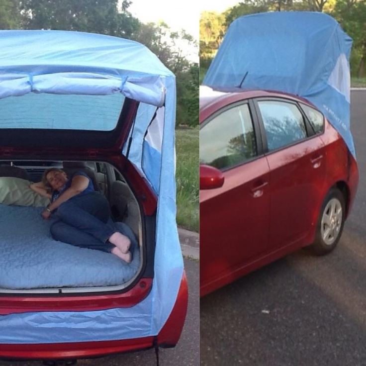 Tents That Attach To Cars : Best images about tent idea on pinterest spaceships