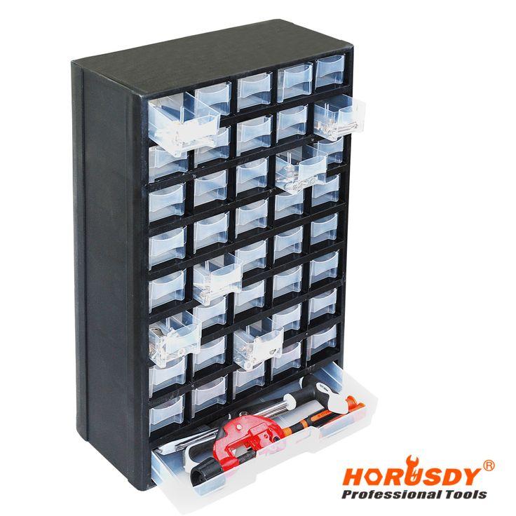 HORUSDY Ящик Пластиковых Деталей Для Хранения Оборудования и Судов Шкаф Ящик Для Инструментов 12.2*5.4*19.3 inch купить на AliExpress