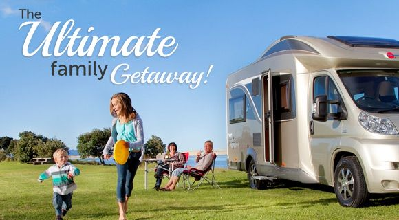 Hire one of our motorhome for a great family road trip in NZ