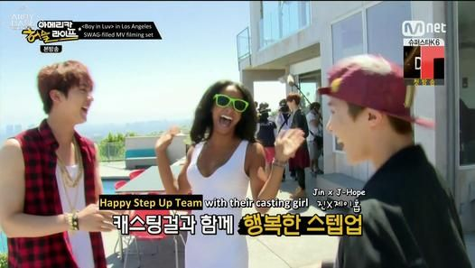Eng 140821 Bts American Hustle Life Episode 5 Abs Video Dailymotion