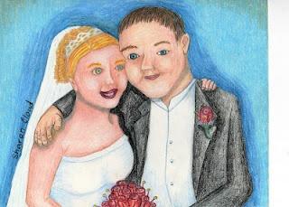 My niece Stephanie's Wedding.
