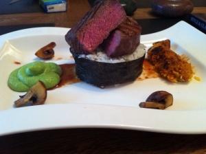 Japanese Style Fillet Steak