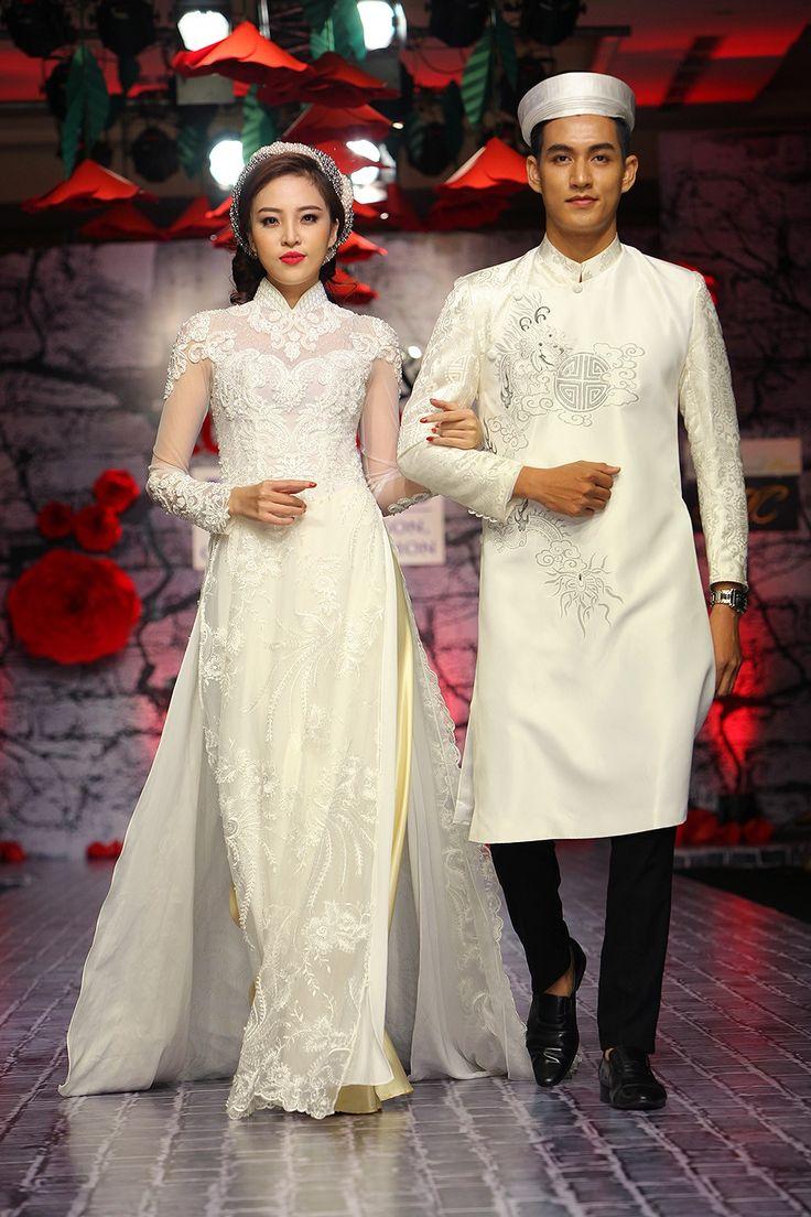 15 best Matron of Style images on Pinterest | Ao dai, Ao dai wedding ...