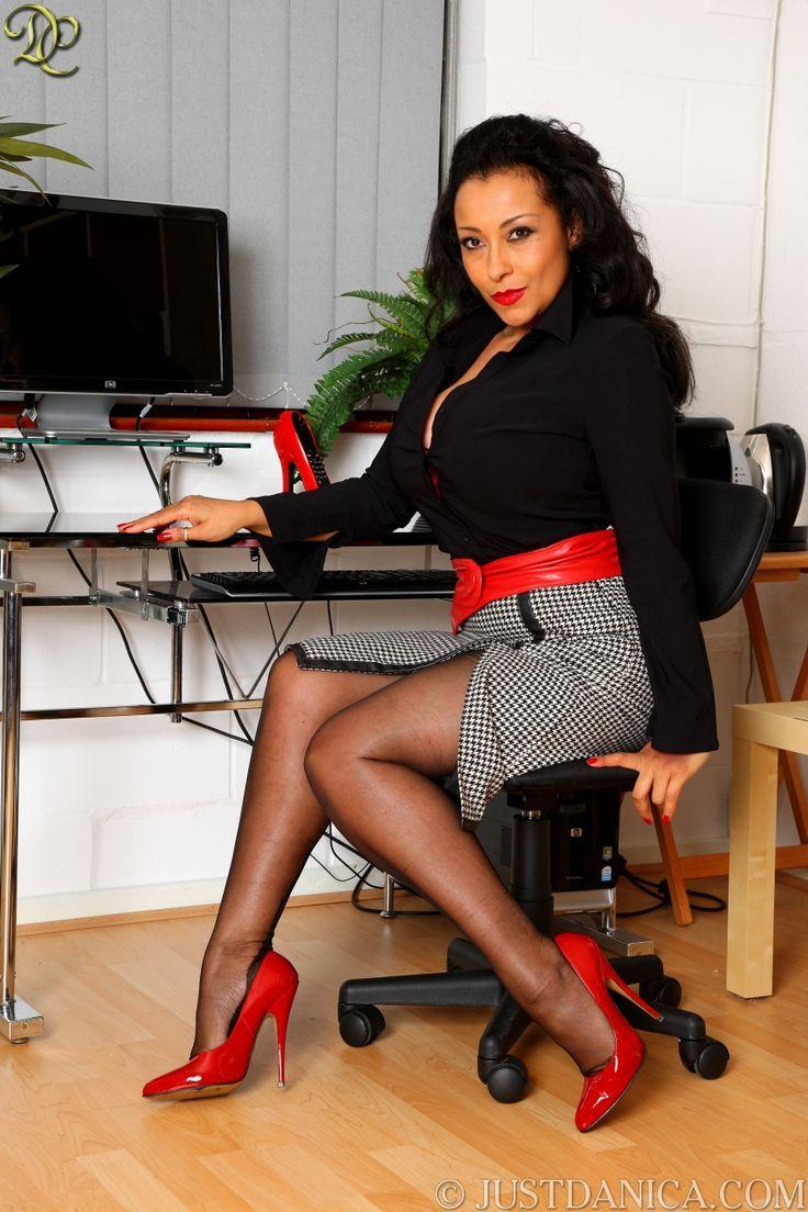 Office danica secretary collins