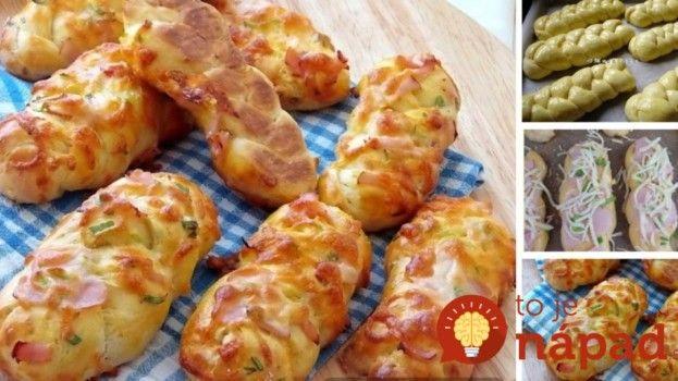 Zabudnite na jednodohubky či obložené chlebíky: Tieto slaninové mini žemličky budú hviezdou každej oslavy či pohostenia!