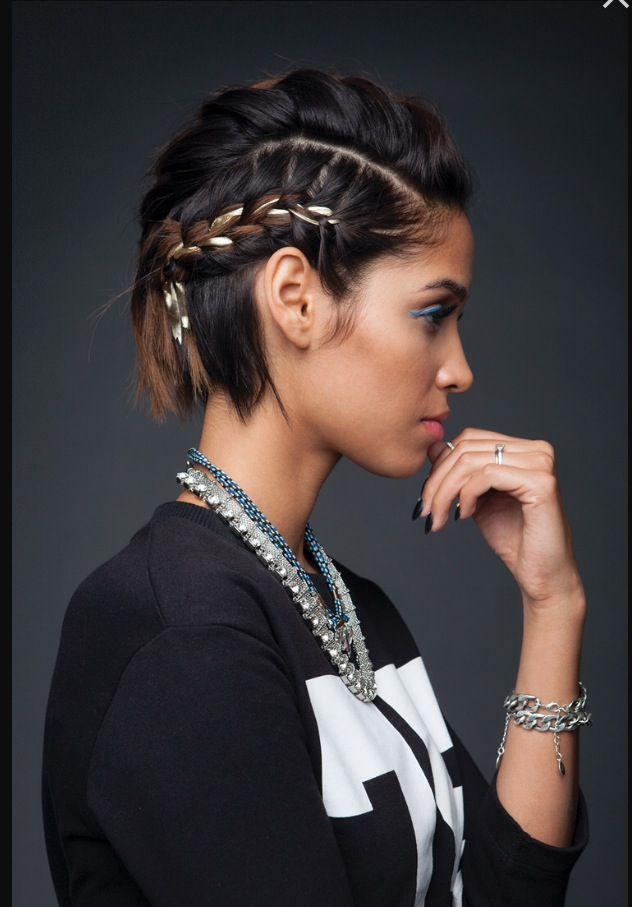 moriah peters hair