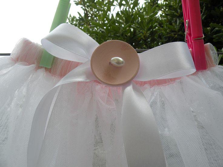 Abbigliamento da festa - gonna bambina battesimo comunione damigella - un…