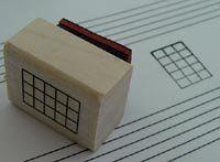 Amazon.com: Mini Bass Mandolin Banjo Ukulele Chord Stamp (5 Frets) Rubber Stamp: Musical Instruments