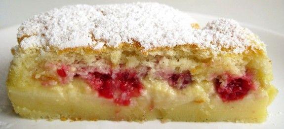 Gâteau chocolat blanc framboise - Recettes Cookeo