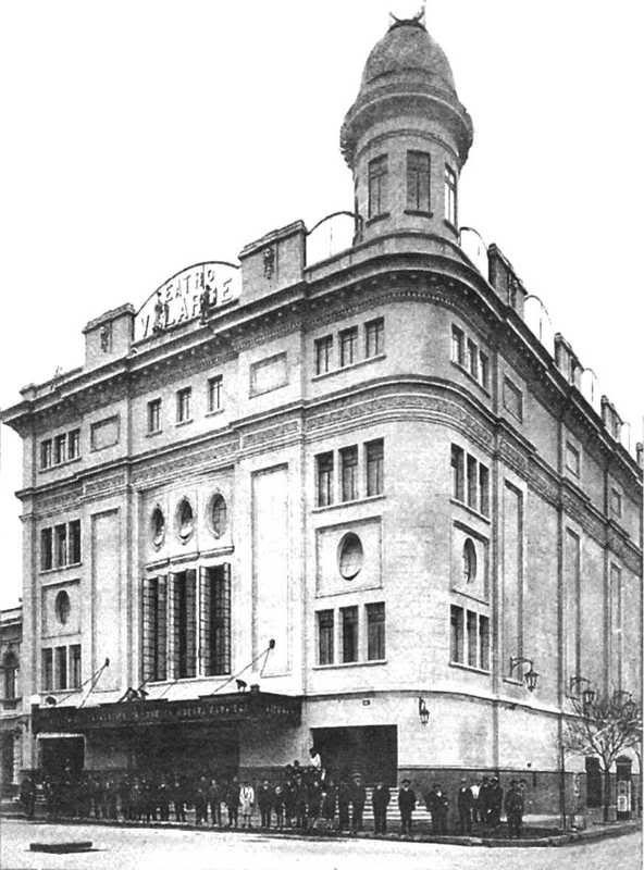 Teatro Velarde.