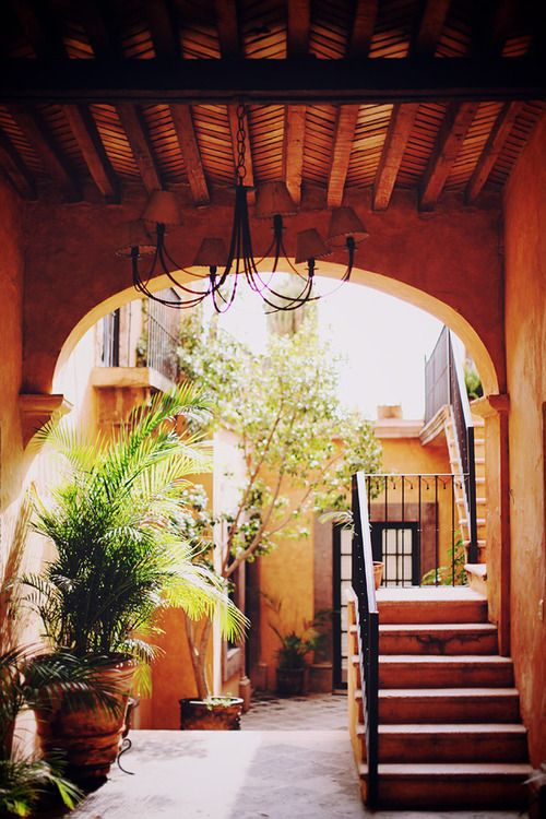 San Miguel de Allende, Mexico **  Destination for many charity Audiology events.
