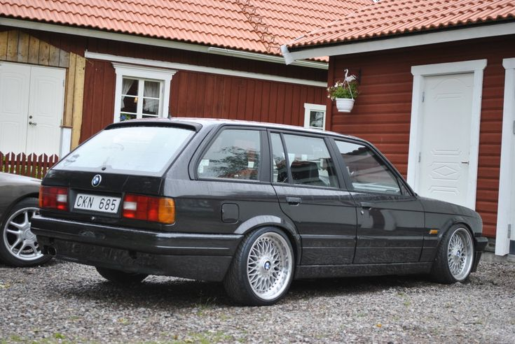 BMW E30 Touring: Find recent German Imports for sale and more at VintageAutobahn.com