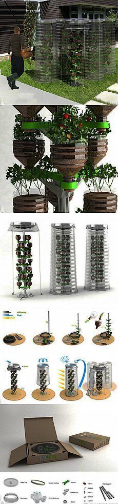 За помидорами отправляемся к пластиковому дереву   Е-генератор: идеи, концепции, реклама, креатив