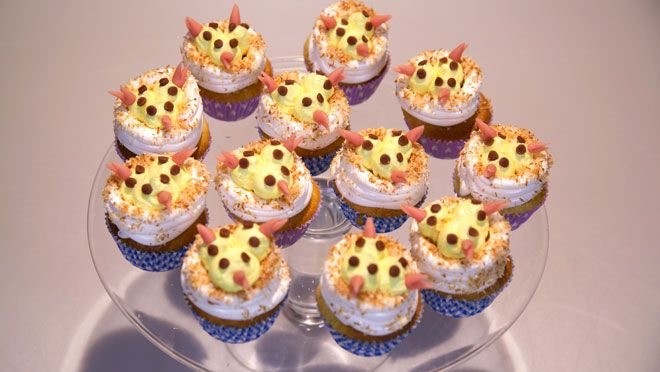 Paascupcakes - Rudolph's Bakery   24Kitchen