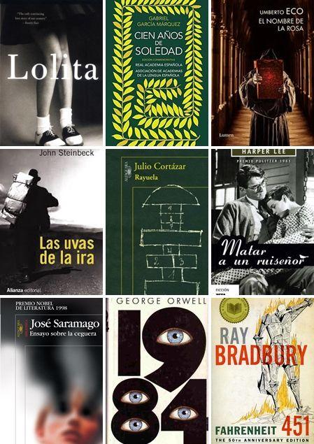 Los 100 libros más populares de los últimos 100 años // Lo primero que tenía claro es que debía incluir un libro por año. Luego creí oportuno no repetir autor, entre otras cosas para que la lista abarcara a más escritores. Por último me decanté por una mezcla de calidad y popularidad...