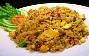 Nasi Goreng – Indonesian Style Fried Rice