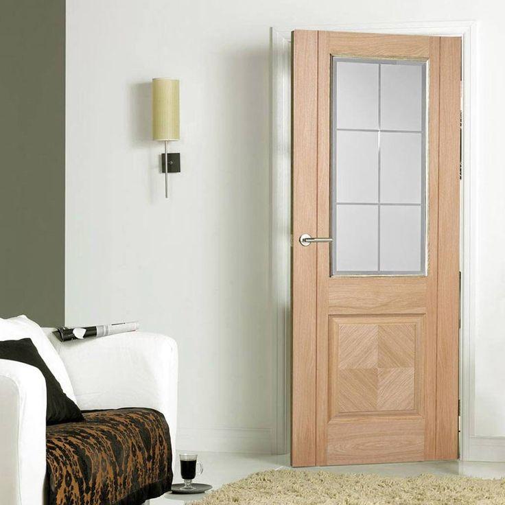 Interior Wood Doors With Metal Frames: Door Glazing Kits & Commercial Door Lite Frames 7\ X 22