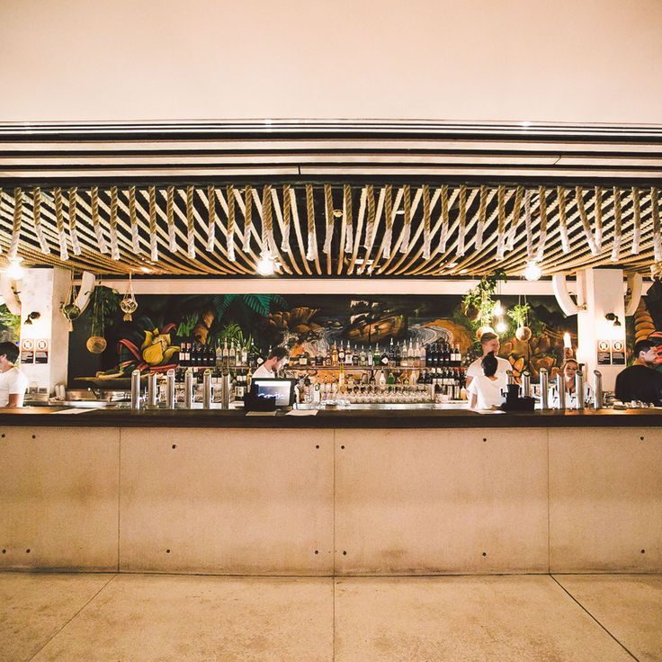 The Cruise Bar Sydney. Designed by Design Native
