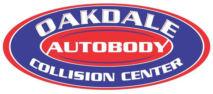 Oakdale Collision Center Logo  #logodesign #logoexamples