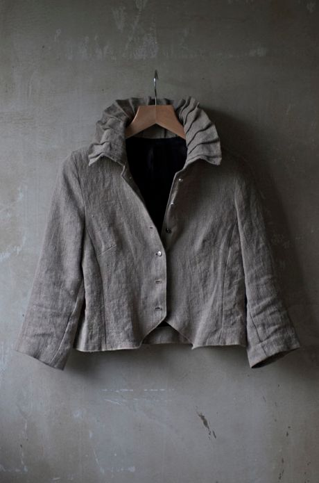 limilee:    Linen jacket