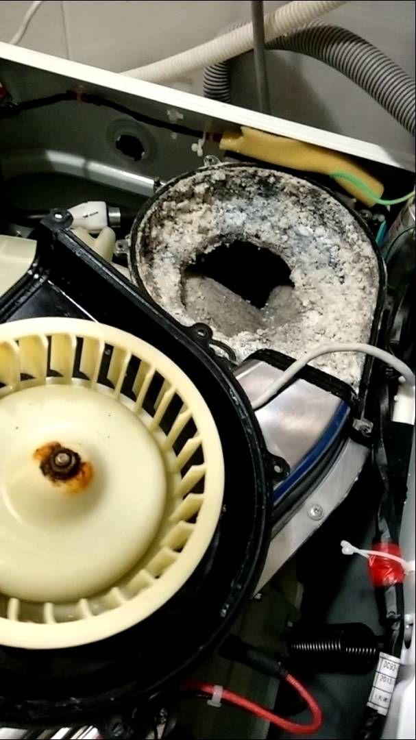Lavadora e secadora SAMSUNG , erro FE como consert