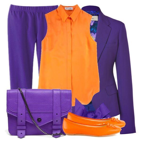 Фиолетовые, синие и васильковые наряды. Модные платья и костюмы иссиня-фиолетового цвета. Тренды осень-зима 2014