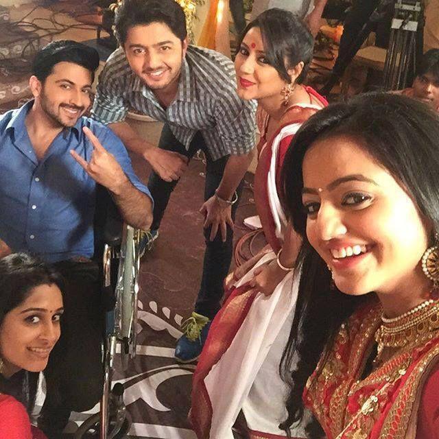 Swaragini and Sasural simar ka Maha episode