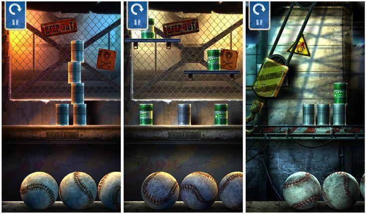 CanKnockdown 3 – Accetta la sfida e affina la precisione nel colpire barattoli http://www.sapereweb.it/canknockdown-3-accetta-la-sfida-e-affina-la-precisione-nel-colpire-barattoli/        CanKnockdown 3 è un divertente gioco disponibile su Windows Phone che ci propone un gioco a livelli dove dobbiamo utilizzare la nostra abilità nel far cadere tutti i barattoli utilizzando una palla da baseball.  Di seguito la descrizione che possiamo leggere nello Store:  Sii preciso