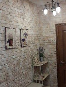 Отделка прихожей и коридора в частном доме и квартире - варианты и фото примеров
