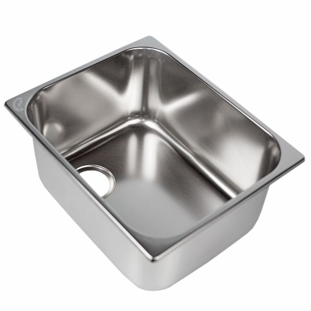 Franke Round Inset Sink Stainless Steel 1 Bowl 355 X 305mm Inset Sink Small Stainless Steel Sink Sink