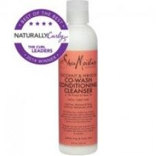 Shea Moisture Coconut & Hibiscus Conditioning Cleanser $26.99 .
