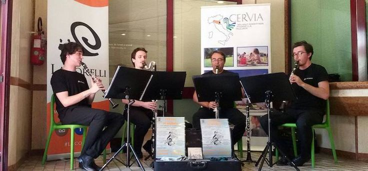 #Musica in #stazione a #Cervia #Music at #train #station