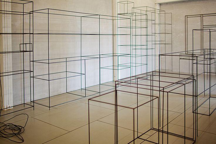 GridchinHall | Artists | Аня Желудь | Aboutmylove. The Last Exhibition project