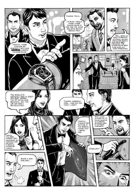UR-Revolt Episod #2 p.2 September 2009 Revolution  USA N°9